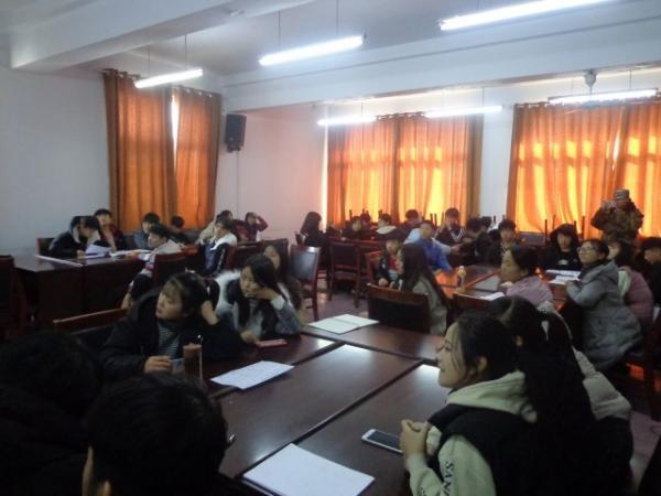 GYB创业培训在平顶山市财经学校成功举办